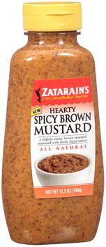 Zatarain's® Hearty Spicy Brown Mustard