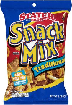 stater® bros, snack mix traditional