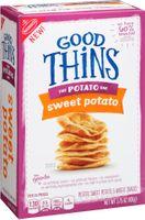 GOOD THINS Sweet Potato Snacks