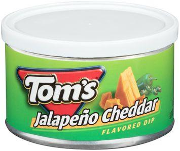 Tom's® Jalapeno Cheddar Flavored Dip
