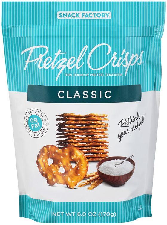 Pretzel Crisps® Crackers Classic