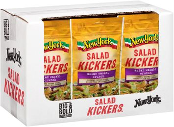 new york® asian wasabi crunch salad kickers™
