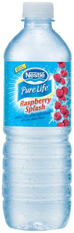 Nestlé Pure Life Raspberry Splash Water