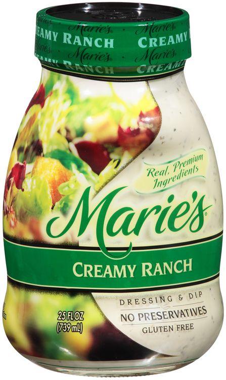 Marie's® Creamy Ranch Dressing & Dip