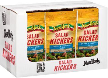 new york® pecan & cranberry twist salad kickers™