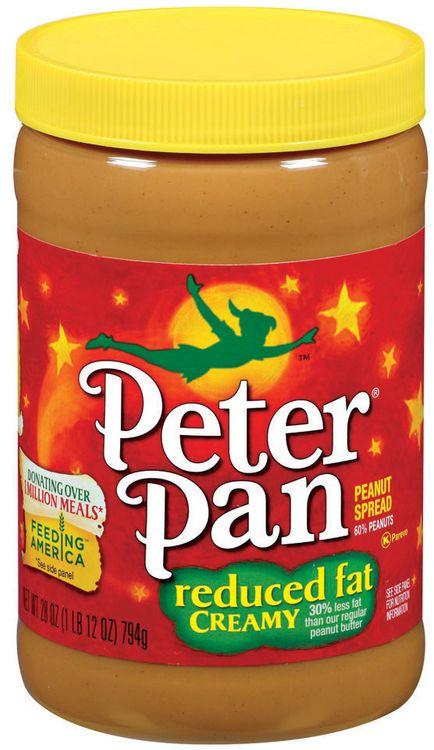 Peter Pan Creamy Reduced Fat Peanut Spread
