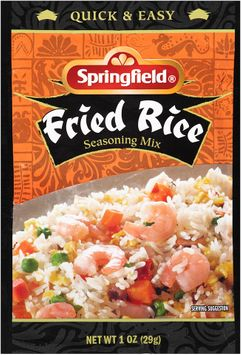 Springfield® Fried Rice Seasoning Mix