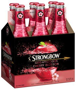 Strongbow Cherry Blossom Hard Apple Cider