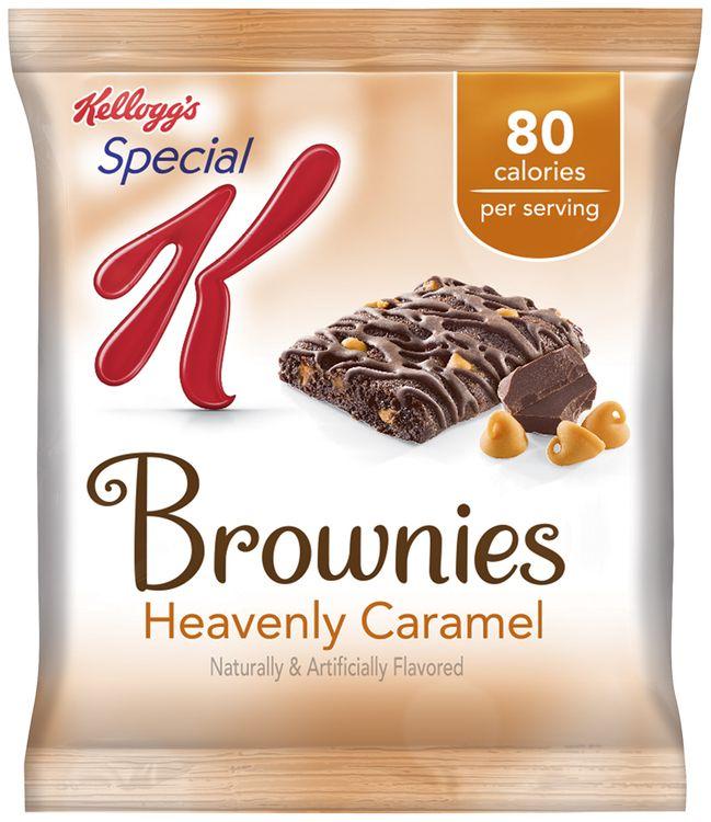 Special K® Kellogg's Heavenly Caramel Brownie