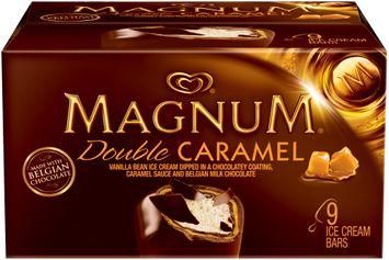 Magnum® Double Caramel Ice Cream Bars