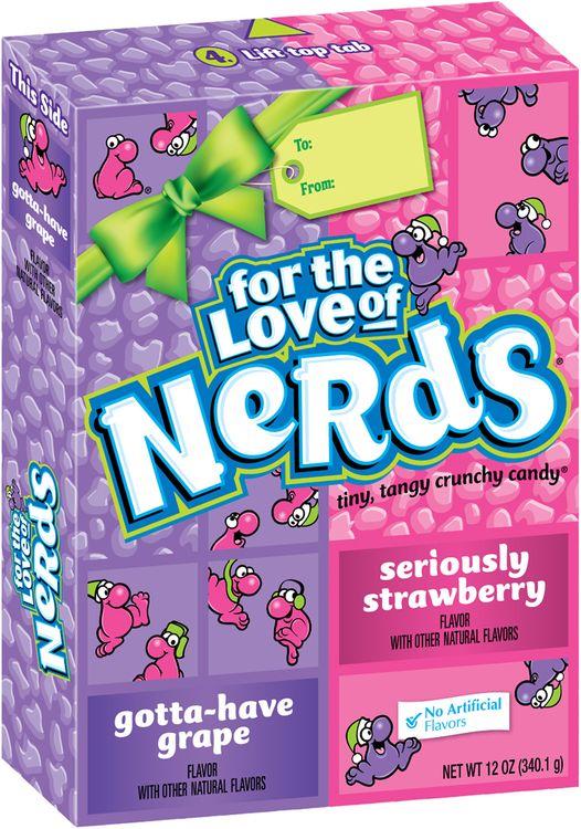 giant nerds holiday box