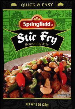 Springfield® Stir Fry Seasoning mix