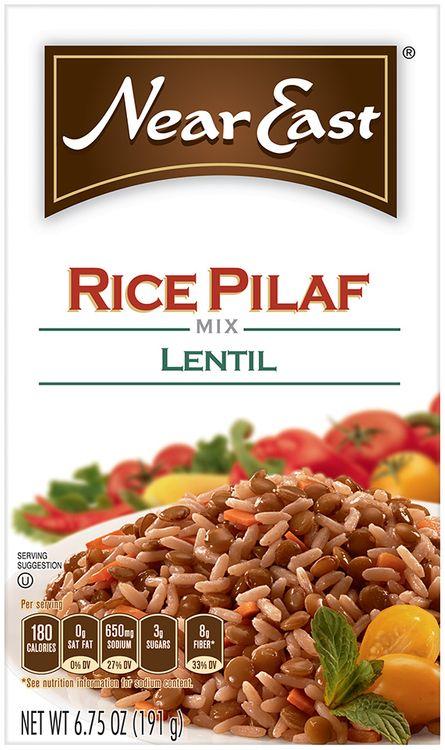 Near East® Lentil Rice Pilaf Mix