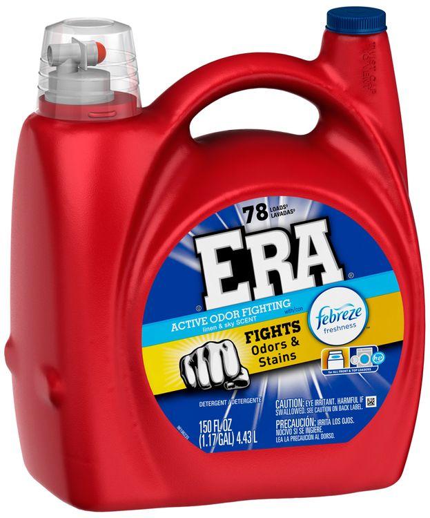 Era with Febreze Freshness Linen & Sky Scent Liquid Laundry Detergent