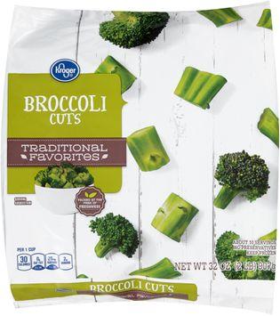 kroger® traditional favorites broccoli cuts