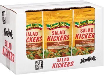 new york® southwest corn & cashew salad kickers™