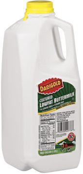 Darigold Cultured Lowfat W/Vitamin a & D Buttermilk
