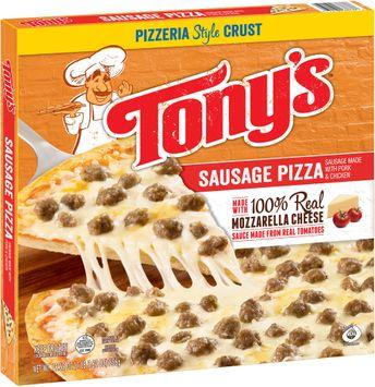 Tony's™ Pizzeria Style Crust Sausage Pizza