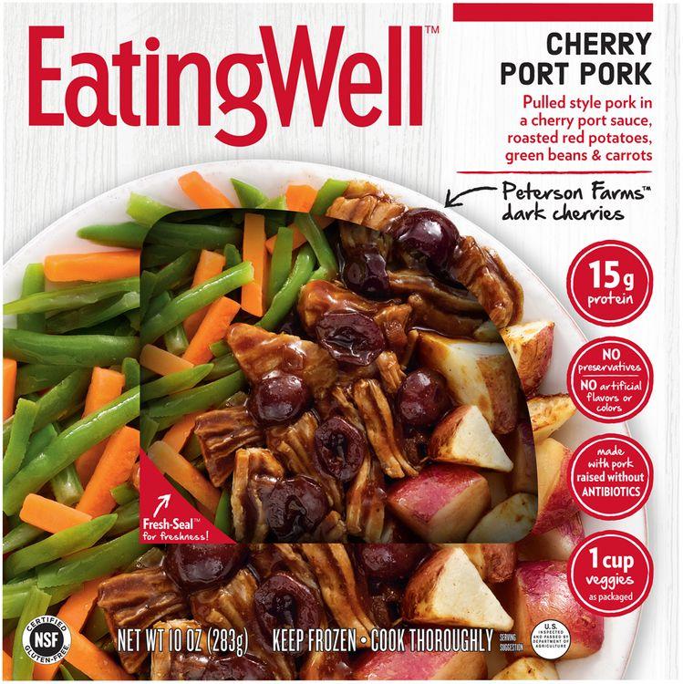 Eating Well™ Cherry Port Pork