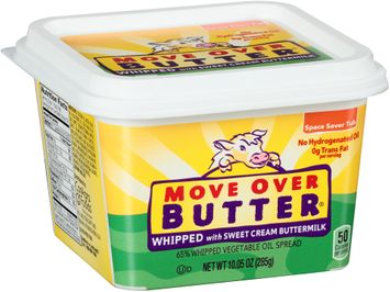 Move Over Butter® 65% Whipped Vegetable Oil Spread