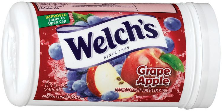 Welch's® Grape Apple Juice Concentrate