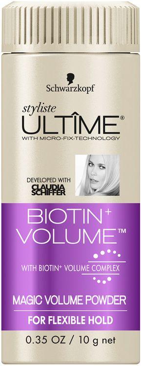 Schwarzkopf Styliste Ultime® Biotin+ Volume™ Magic Volume Powder