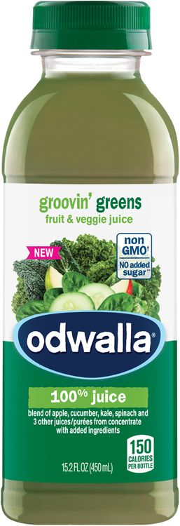 Odwalla® Groovin' Greens Fruit & Veggie Juice