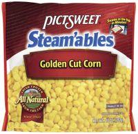 STEAM'ABLES ALL NATURAL Golden Cut Corn
