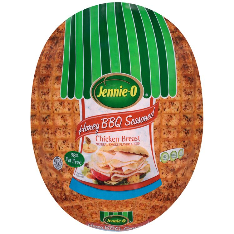 Jennie-O® Honey BBQ Seasoned Chicken Breast Pack