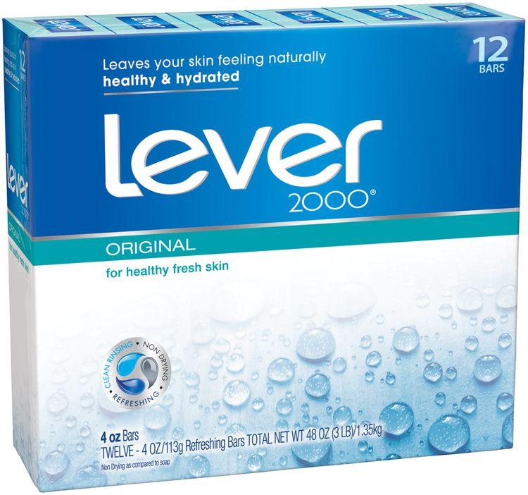 Lever 2000® Original Bar Soap