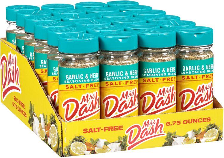 mrs Dash® Garlic & Herb Seasoning Blend