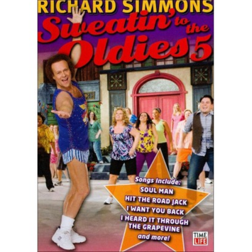 Time Life Richard Simmons: Sweatin' to the Oldies, Vol. 5