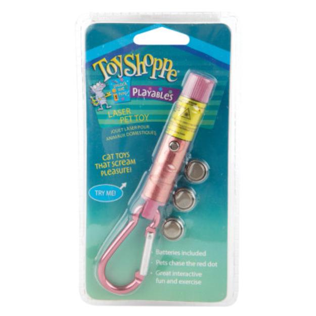 ToyShoppeA Laser Chaser Pet Toy