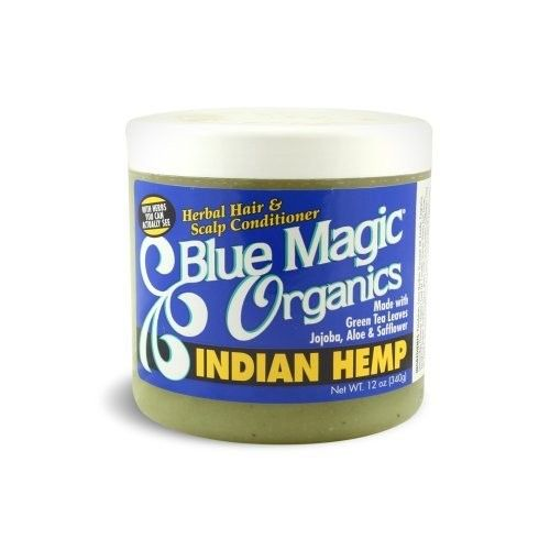 Blue Magic Indian Hemp Conditioner, 12 Ounce