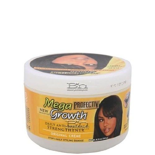 PROFECTIV MEGO GROWTH DAILY ANTI-BREAKAGE STRENGTHENER ORIGINAL CREME 8.25OZ
