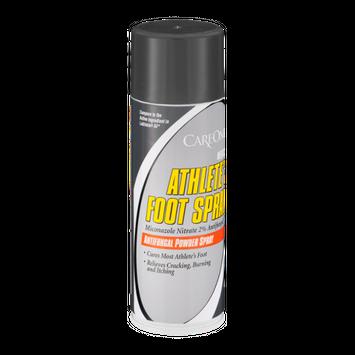 CareOne Medicated Athlete's Foot Antifungal Powder Spray
