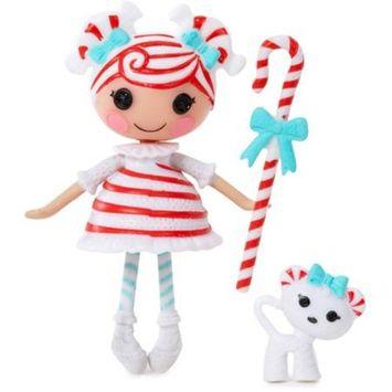 Mini Lalaloopsy Doll, Mint E. Stripes