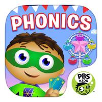 Slide: PBS KIDS SUPER WHY Phonics Fair for iPad