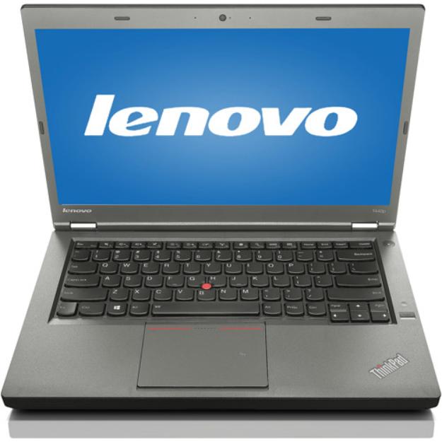 lenovo TU4086B Lenovo Thinkpad T440p (20AN0069US) 14-Inch Laptop (Black)