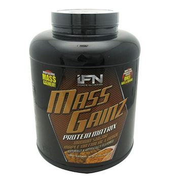 iForce Nutrition 2650144 Mass Gainz Oatmeal Cookie 4.85 Lbs.