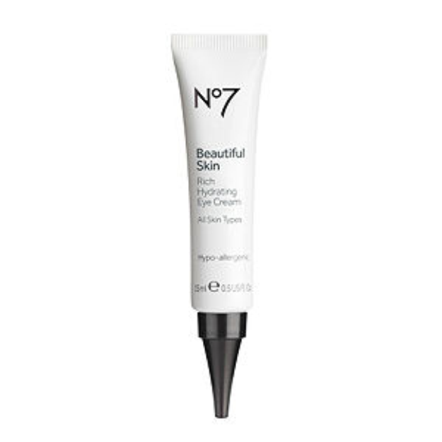 No7 Beautiful Skin Rich Hydrating Eye Cream