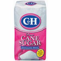 C&H : Pure Cane Granulated White Sugar