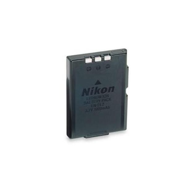 Nikon EN-EL2 Rechargeable Lithium Ion Battery For Nikon Coolpix Sq