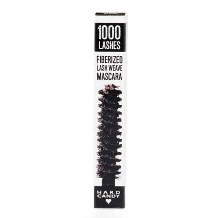 Hard Candy 1000 Fiberized Lash Weave Mascara Reviews 2021