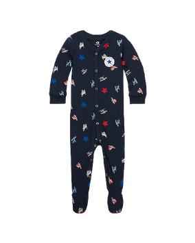 Converse Sneaker Footed Coverall