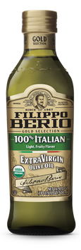 FILIPPO BERIO 100% Italian Organic Extra Virgin Olive Oil