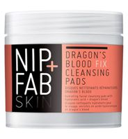 Nip + Fab Skin Dragon's Blood Fix Cleansing Pads