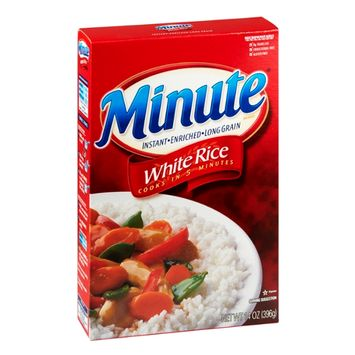 Minute Rice Instant Long Grain White Rice