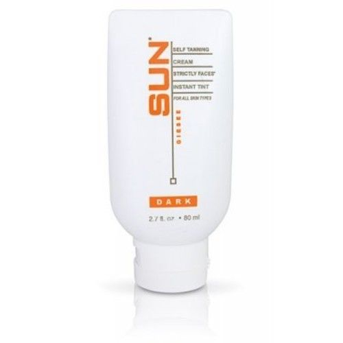 Sun Laboratories Strictly Faces Dark Sunless Tanning Lotion 2.7 Oz.