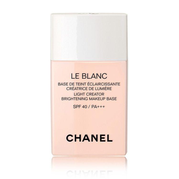 CHANEL Le Blanc Light Creator Brightening Makeup Base SPF 40/PA +++